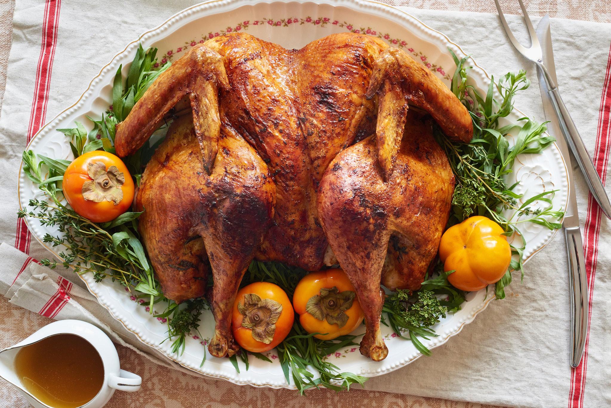 Roast Turkey Recipes Thanksgiving  45 Minute Roast Turkey Recipe NYT Cooking