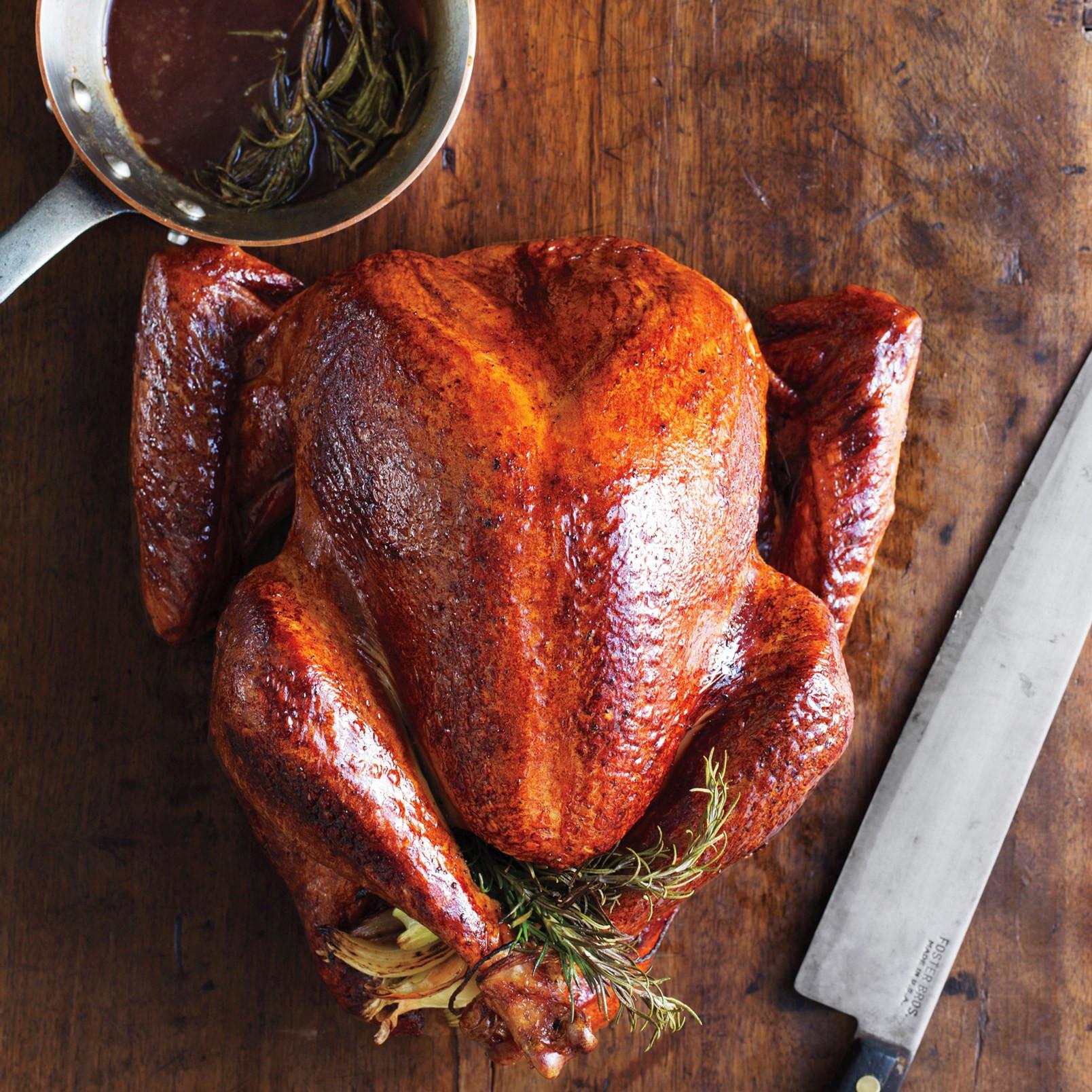 Roast Turkey Recipes Thanksgiving  A Simple Roast Turkey recipe