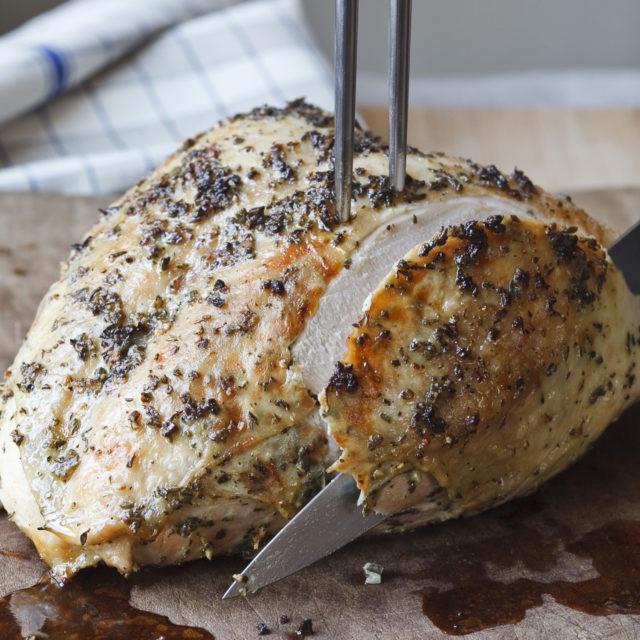 Roast Turkey Recipes Thanksgiving  Herb Roasted Turkey Breast Recipes