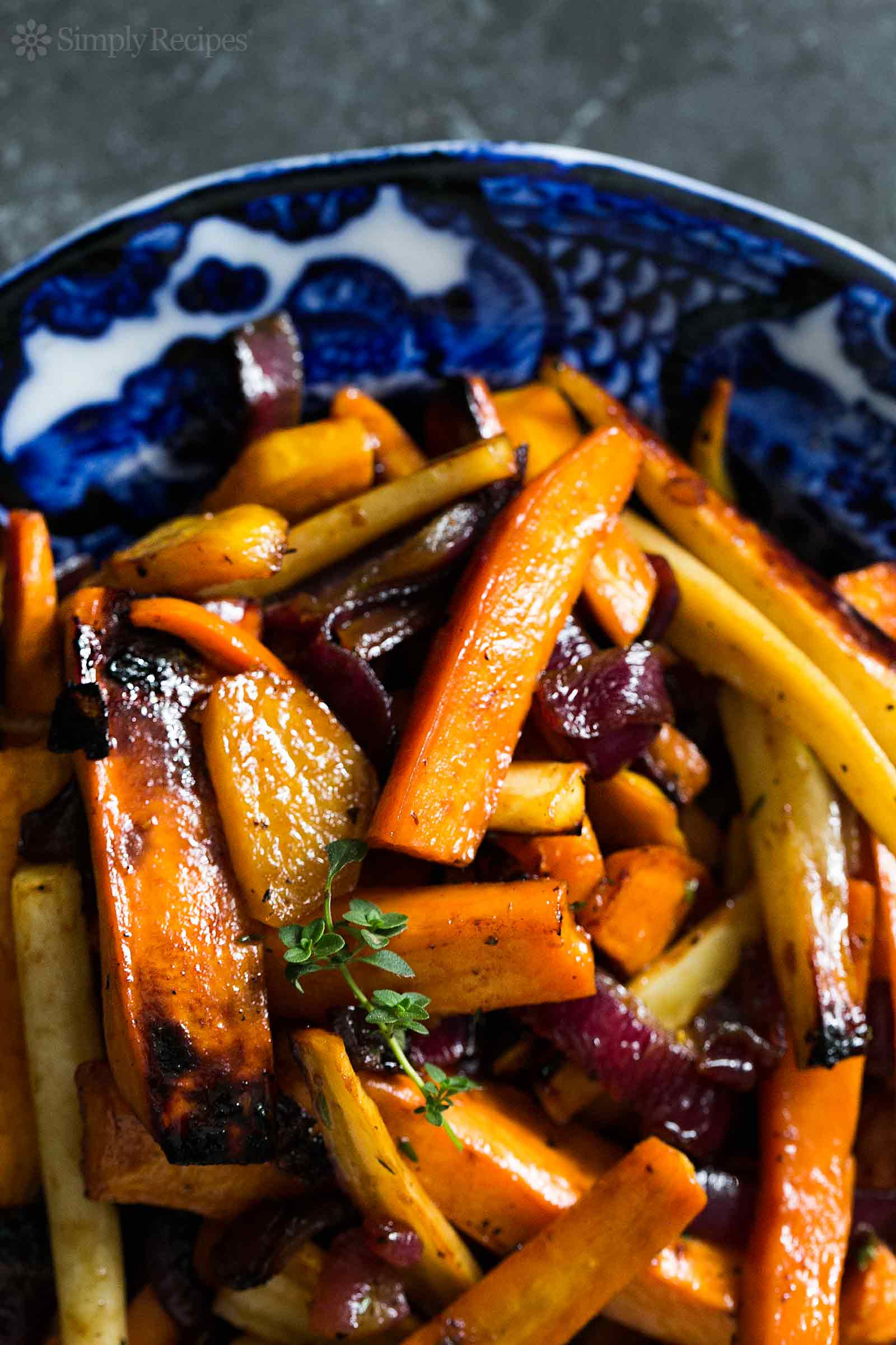 Roasted Fall Root Vegetables  Cider Roasted Root Ve ables