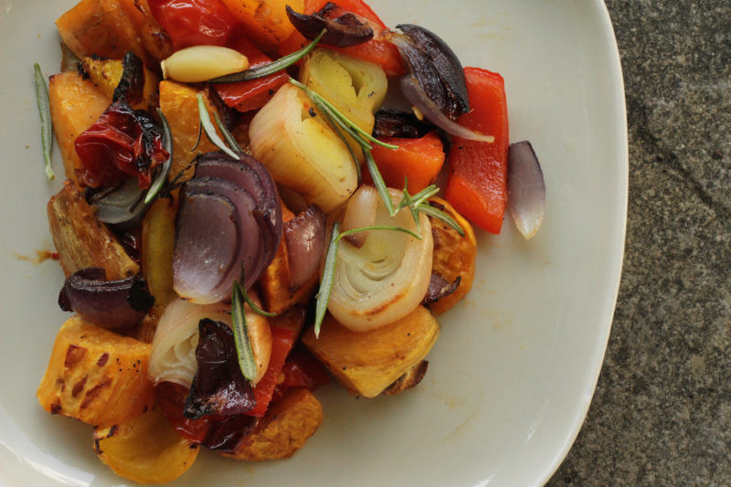 Roasted Fall Root Vegetables  Oven Roasted Fall Ve ables Healthy Mama Cooks