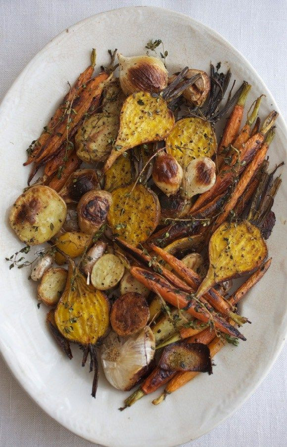 Roasted Fall Root Vegetables  15 best images about Recipes on Pinterest