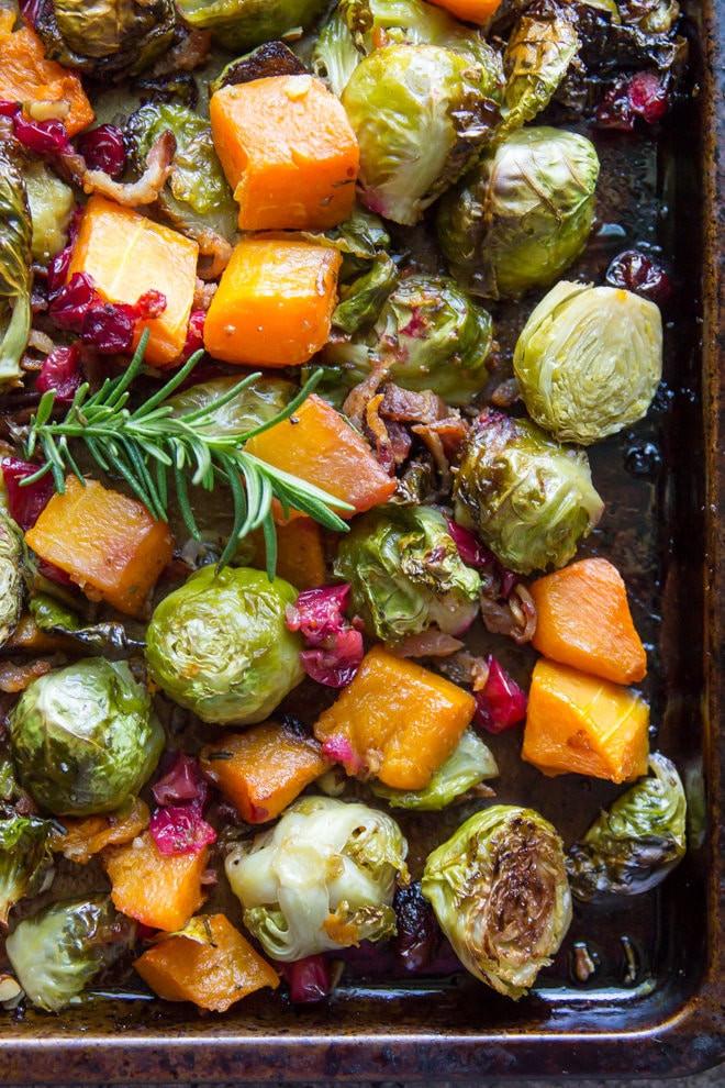 Roasted Fall Vegetables  Harvest Roasted Ve ables