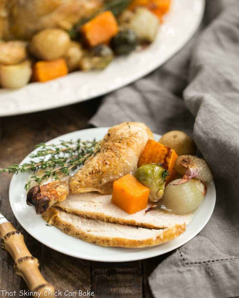 Roasted Fall Vegetables  Sheet Pan Chicken with Roasted Fall Ve ables That