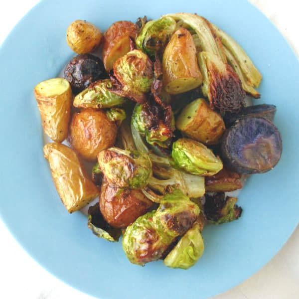 Roasted Vegetables For Thanksgiving  Ina Garten's Thanksgiving Oven Roasted Ve ables