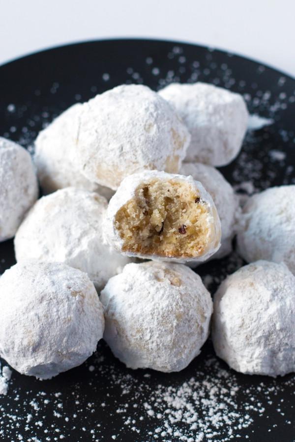 Russian Christmas Cookies  Gluten Free Russian Tea Cookies Snowballs Grain Changer