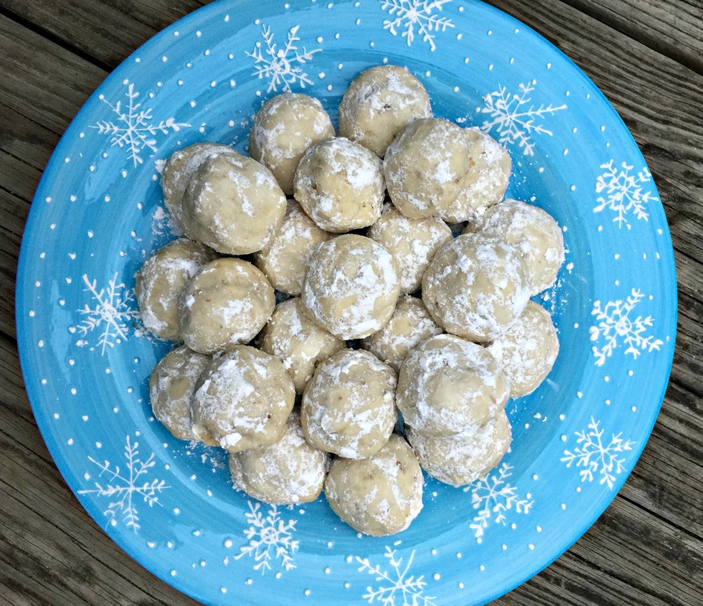 Russian Christmas Cookies  Grandma s Russian Tea Cakes