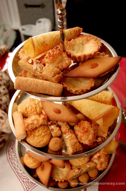 Scandinavian Christmas Cookies  Seven Sorts – Traditional Norwegian Christmas Cookies