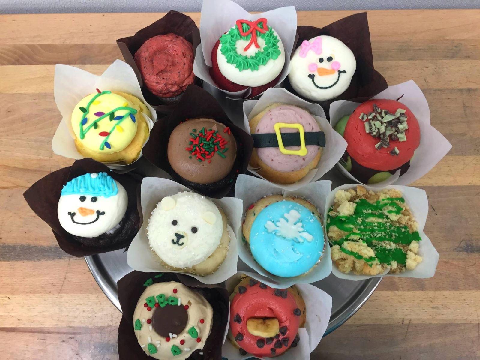 Scratch Cupcakes Cedar Falls  Tis the Season for Candy and Treats Cedar Falls