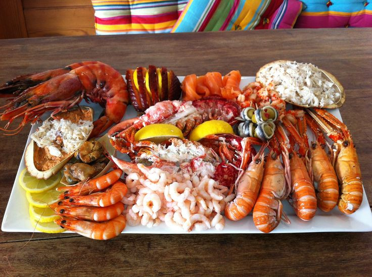 Seafood Christmas Dinner  The 25 best Seafood platter ideas on Pinterest
