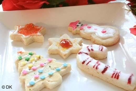 Shortbread Christmas Cookies Recipes  Christmas Shortbread Recipe