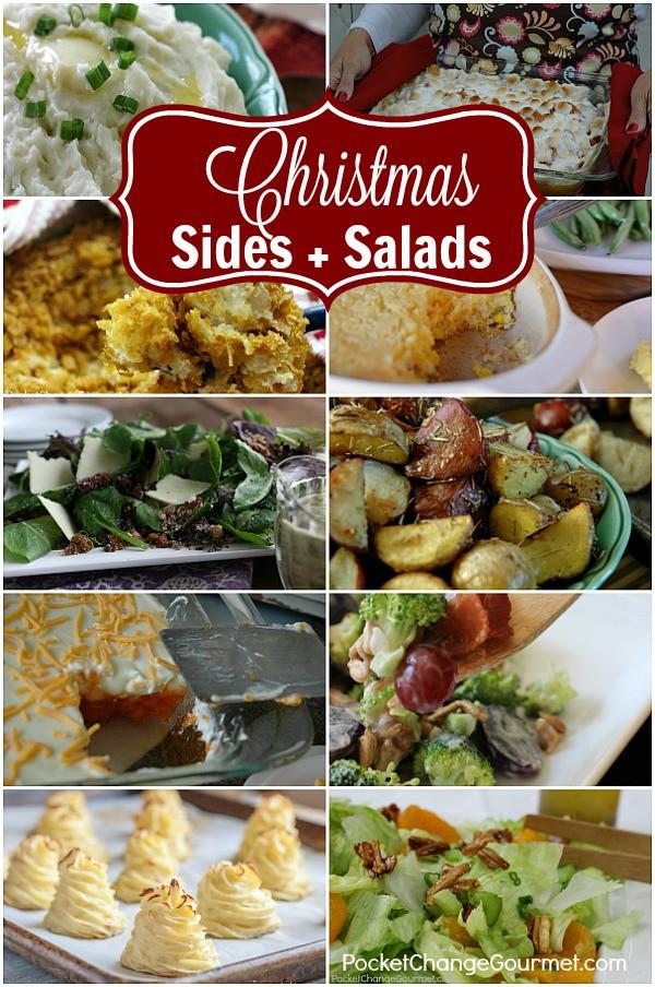 Side Dishes Christmas  Christmas Side Dishes and Salads