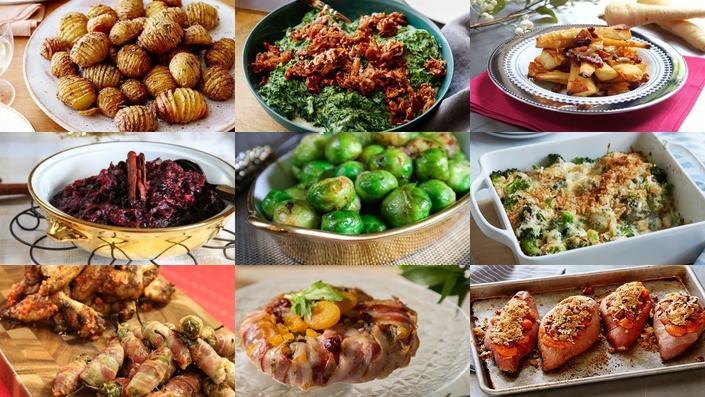 Side Dishes Christmas  80 Christmas Side Dishes Recipes