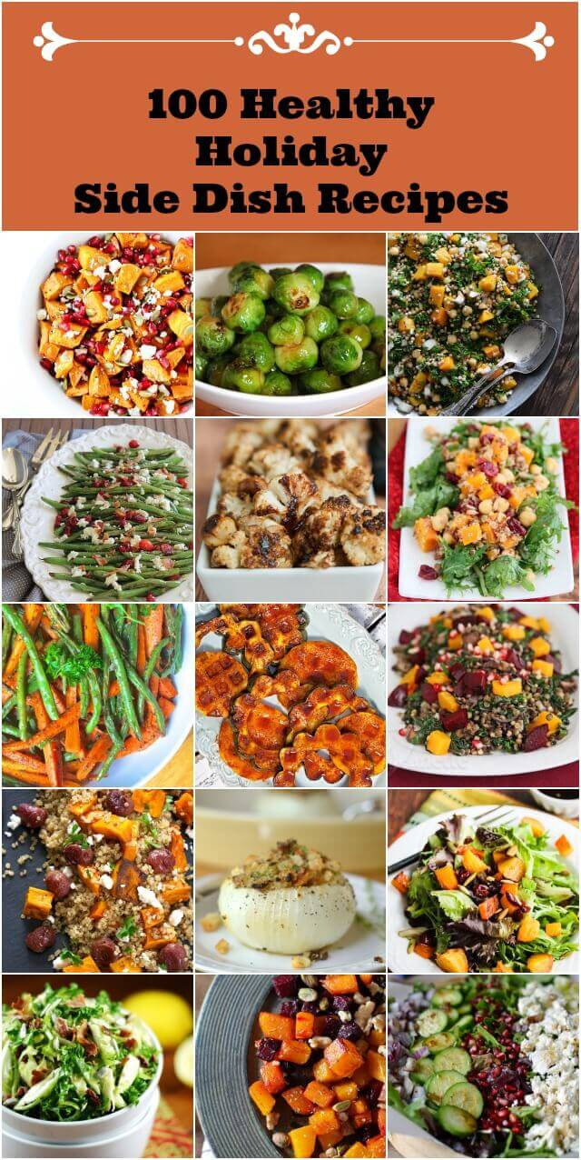 Side Dishes Christmas  100 Healthy Holiday Side Dish Recipes Jeanette s Healthy