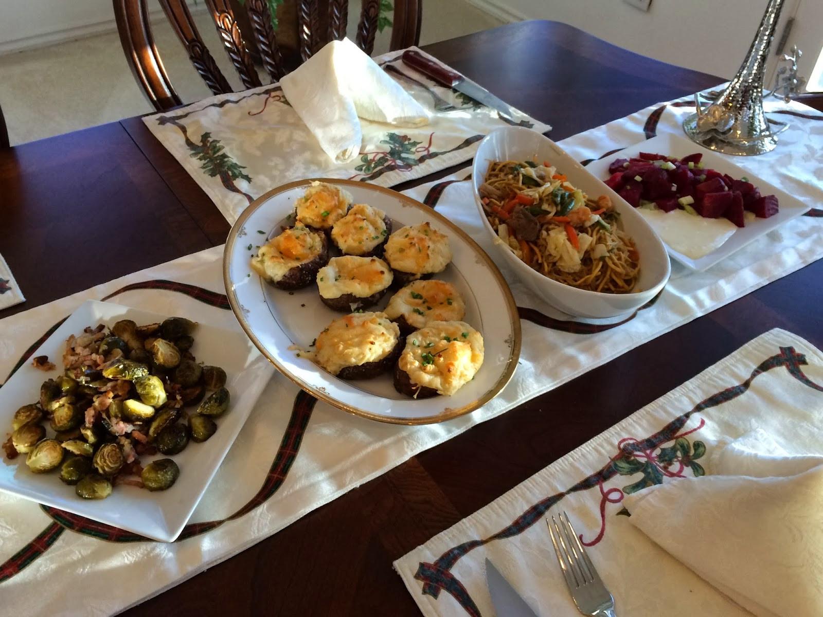 Sides For Prime Rib Christmas Dinner  TASTE OF HAWAII CHRISTMAS PRIME RIB DINNER AT HOME