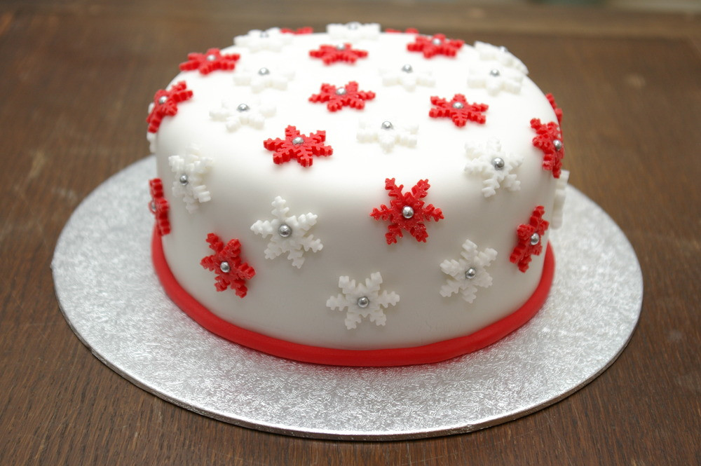 Simple Christmas Cakes  Christmas Cake janehuntley