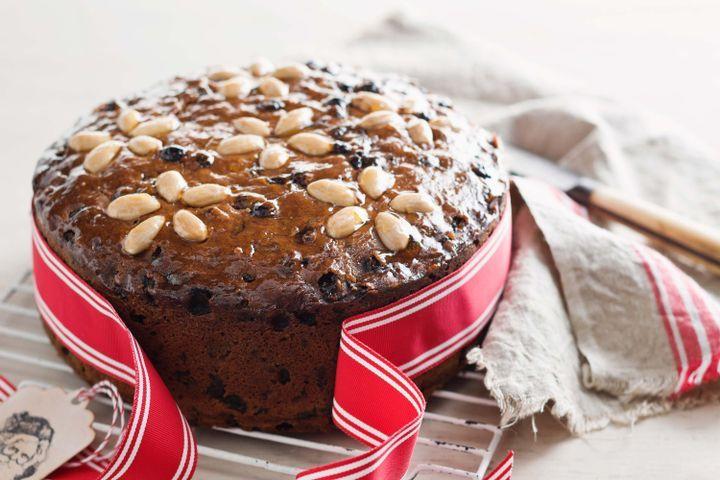 Simple Christmas Cakes  Easy Christmas cake