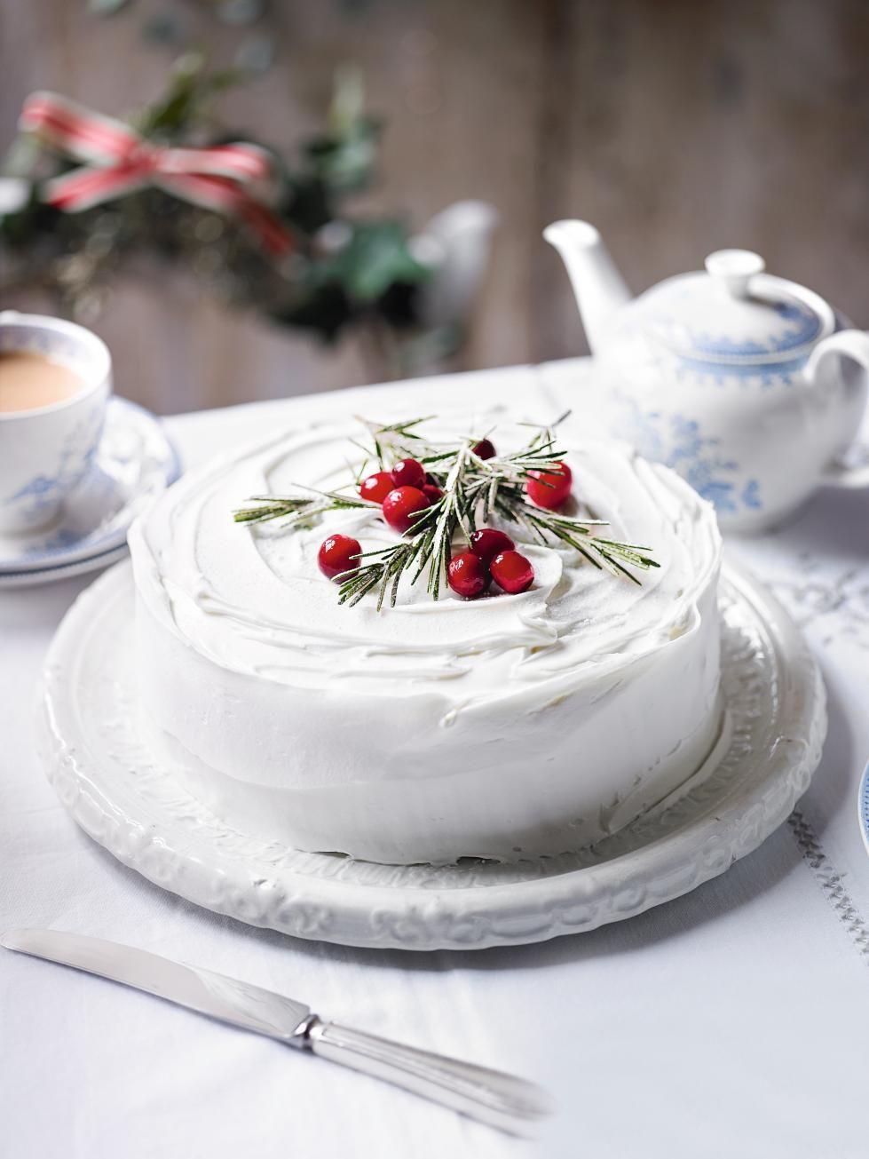 Simple Christmas Cakes  Christmas cake Gâteau de Noël Christmas cake l'autre