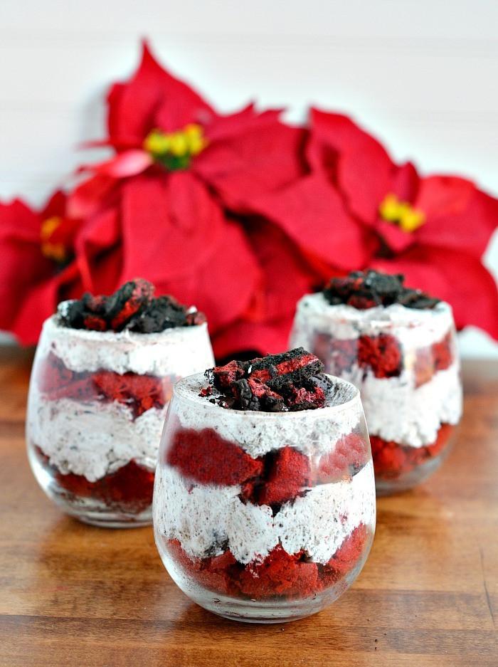 Simple Christmas Dessert  Christmas Food Recipes