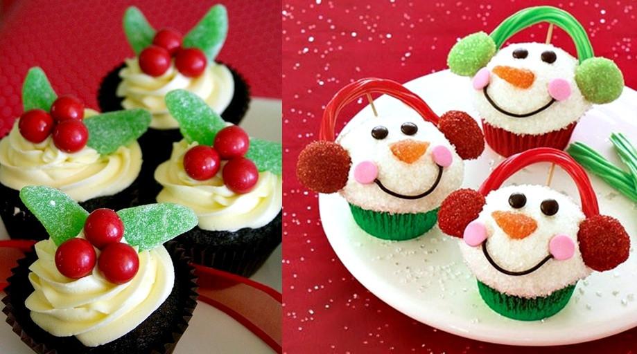 Simple Christmas Dessert  Pop Culture And Fashion Magic Christmas desserts – Cupcakes
