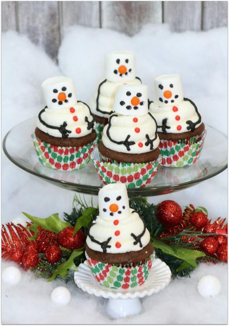 Simple Christmas Dessert  Festive Christmas Desserts Oh My Creative