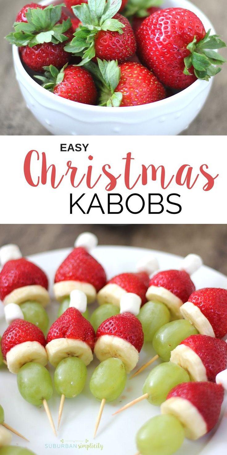 Simple Christmas Dessert  1000 ideas about Christmas Desserts Easy on Pinterest
