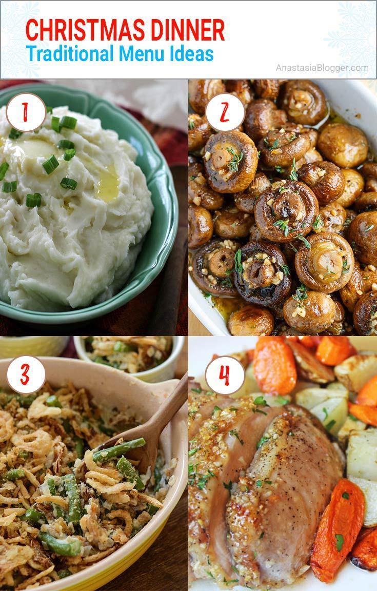 Simple Christmas Dinner  Best 25 Christmas Dinner Ideas Traditional Italian