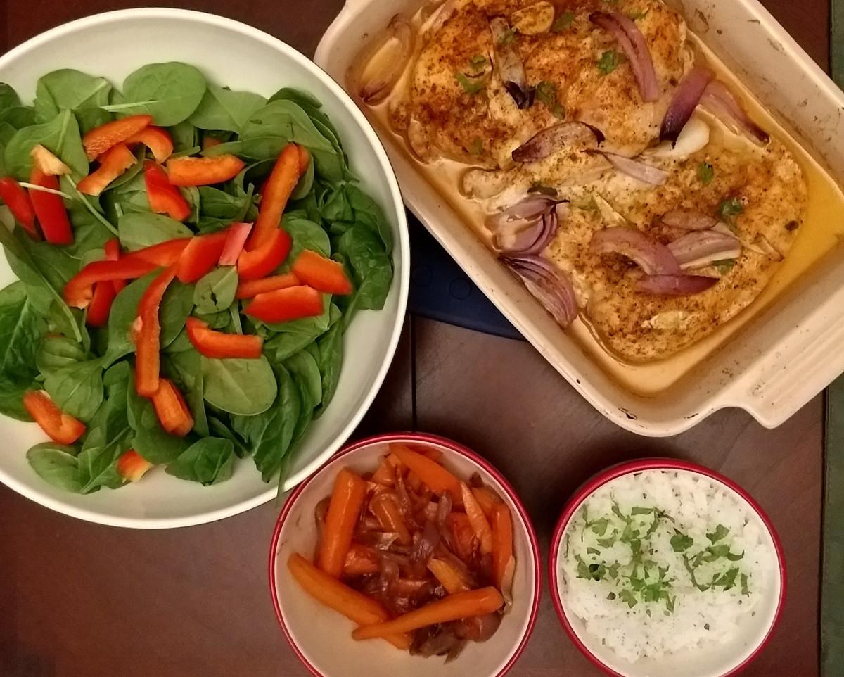 Simple Christmas Dinner  A Simple Christmas Dinner – foo mama
