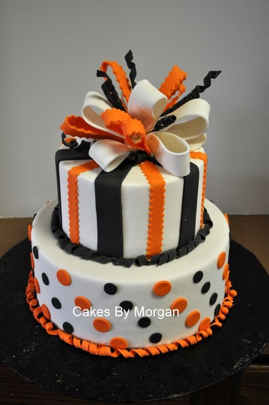 Simple Halloween Cakes  1023 best images about cakes on Pinterest
