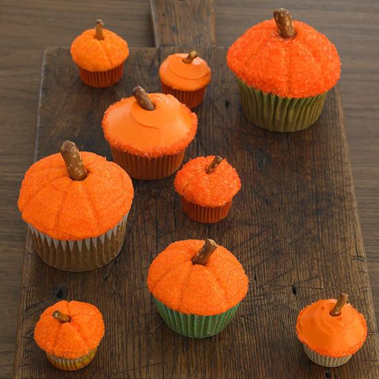 Simple Halloween Cupcakes  50 Halloween Treats