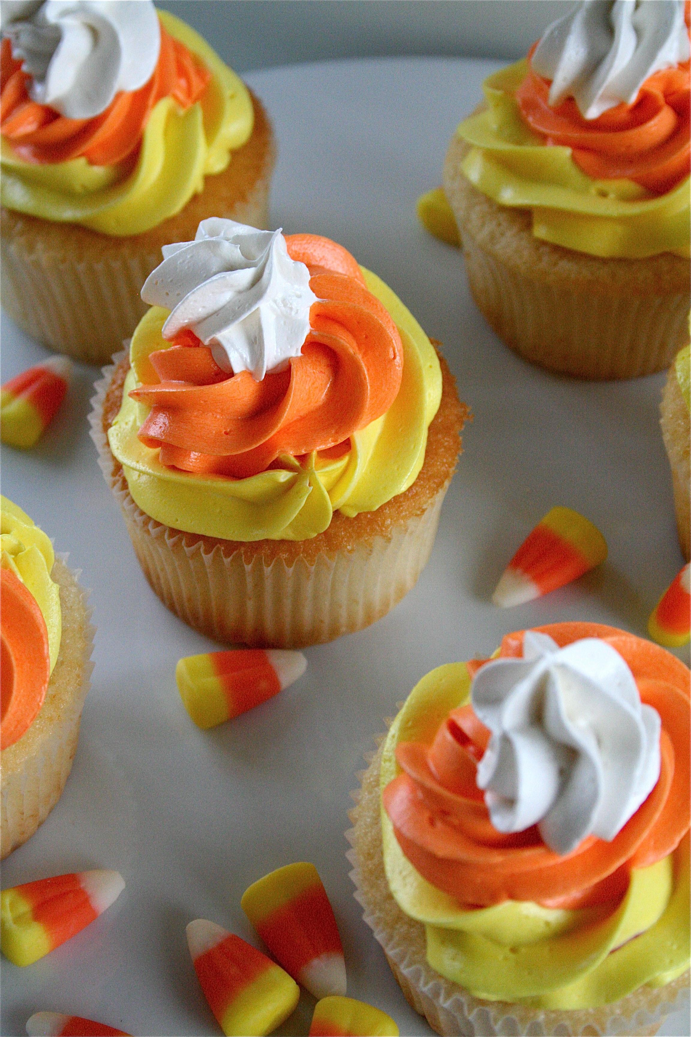 Simple Halloween Cupcakes  28 Cute Halloween Cupcakes Easy Recipes for Halloween