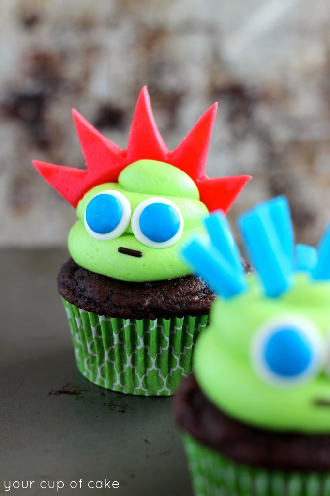 Simple Halloween Cupcakes  Easy Halloween Cupcake Ideas Your Cup of Cake