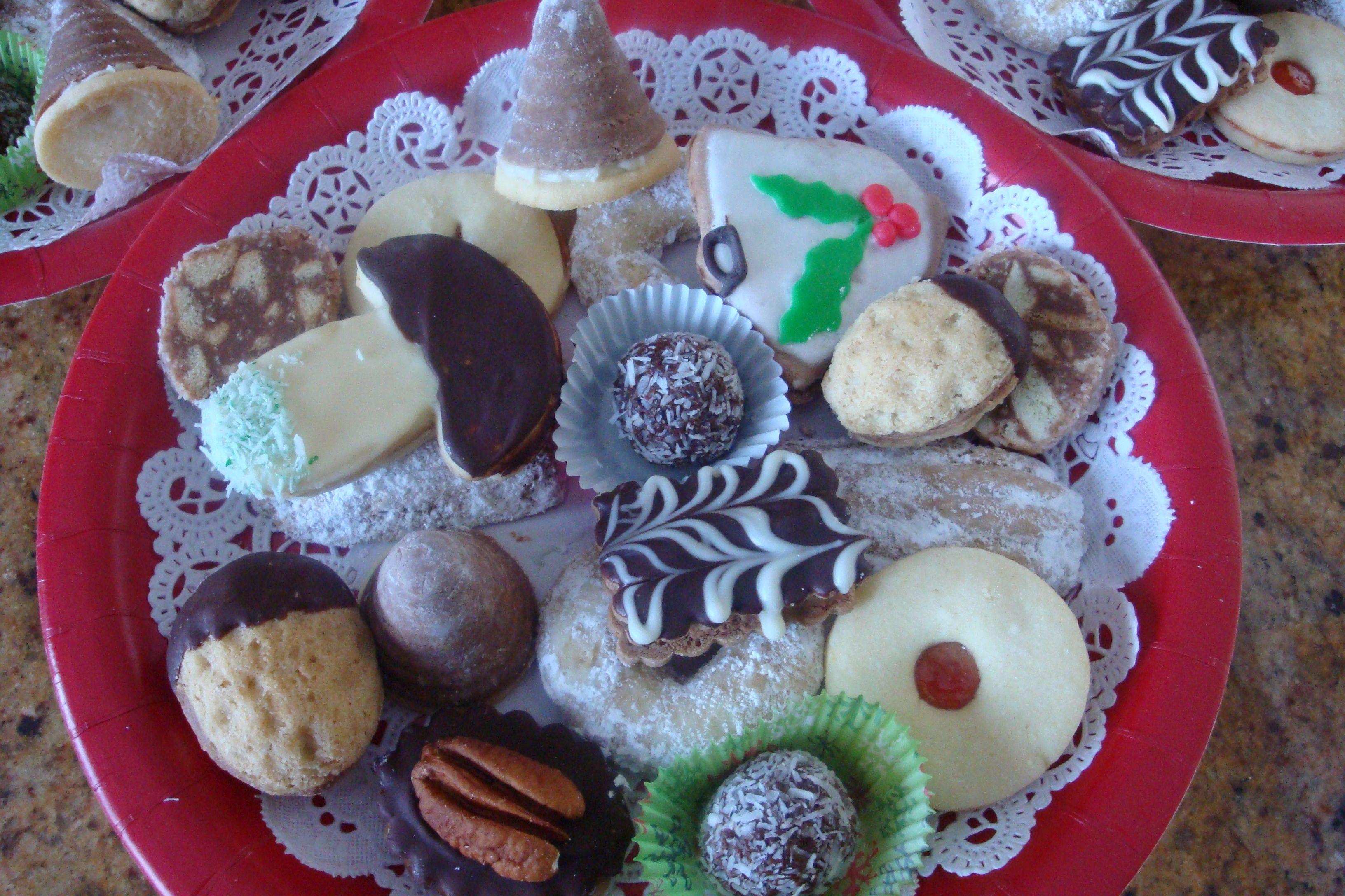Slovak Christmas Cookies  Czech Christmas cookies