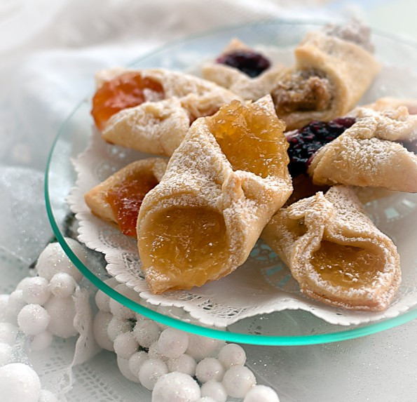 Slovak Christmas Cookies  Kolachy
