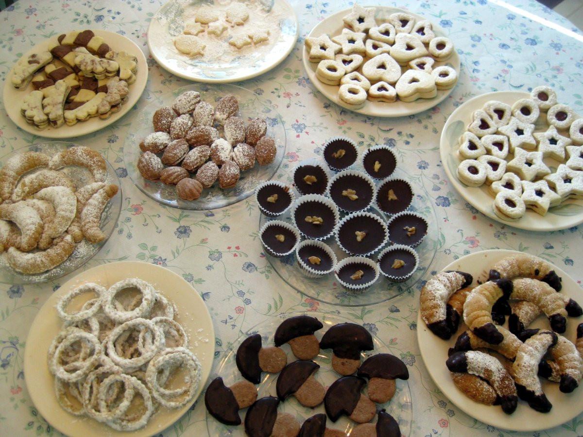 Slovak Christmas Cookies  Christmas Cookies Sweepstakes Slovakia Blog