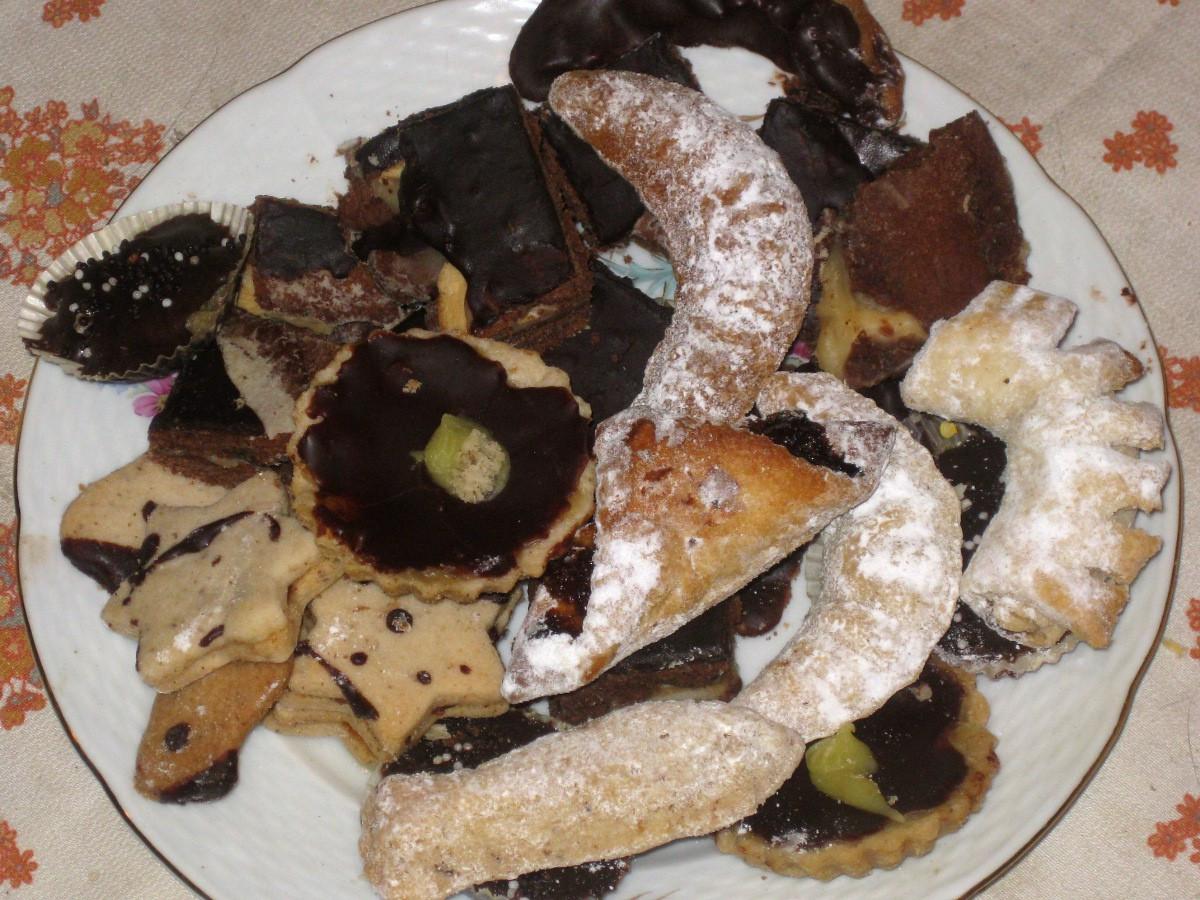 Slovak Christmas Cookies  Christmas in Slovakia Slovakia Blog