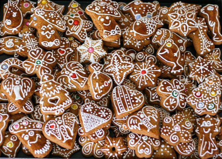 Slovak Christmas Cookies  28 best Slovak Polish Christmas images on Pinterest