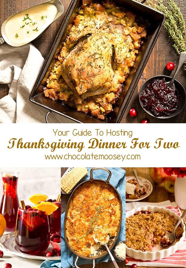 Small Thanksgiving Dinner  Thanksgiving Dinner For Two Homemade In The Kitchen