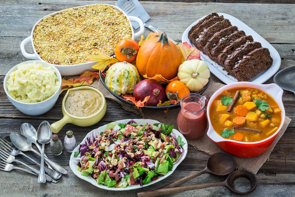 Small Thanksgiving Dinner  Plant Based Thanksgiving Recipes