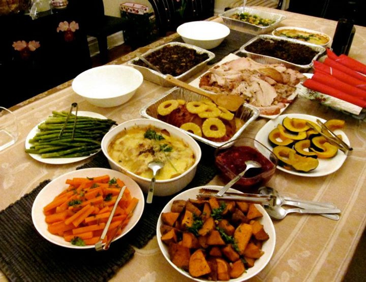 Small Thanksgiving Dinner  Happy Thanksgiving Dinner Ideas & Recipes Techicy