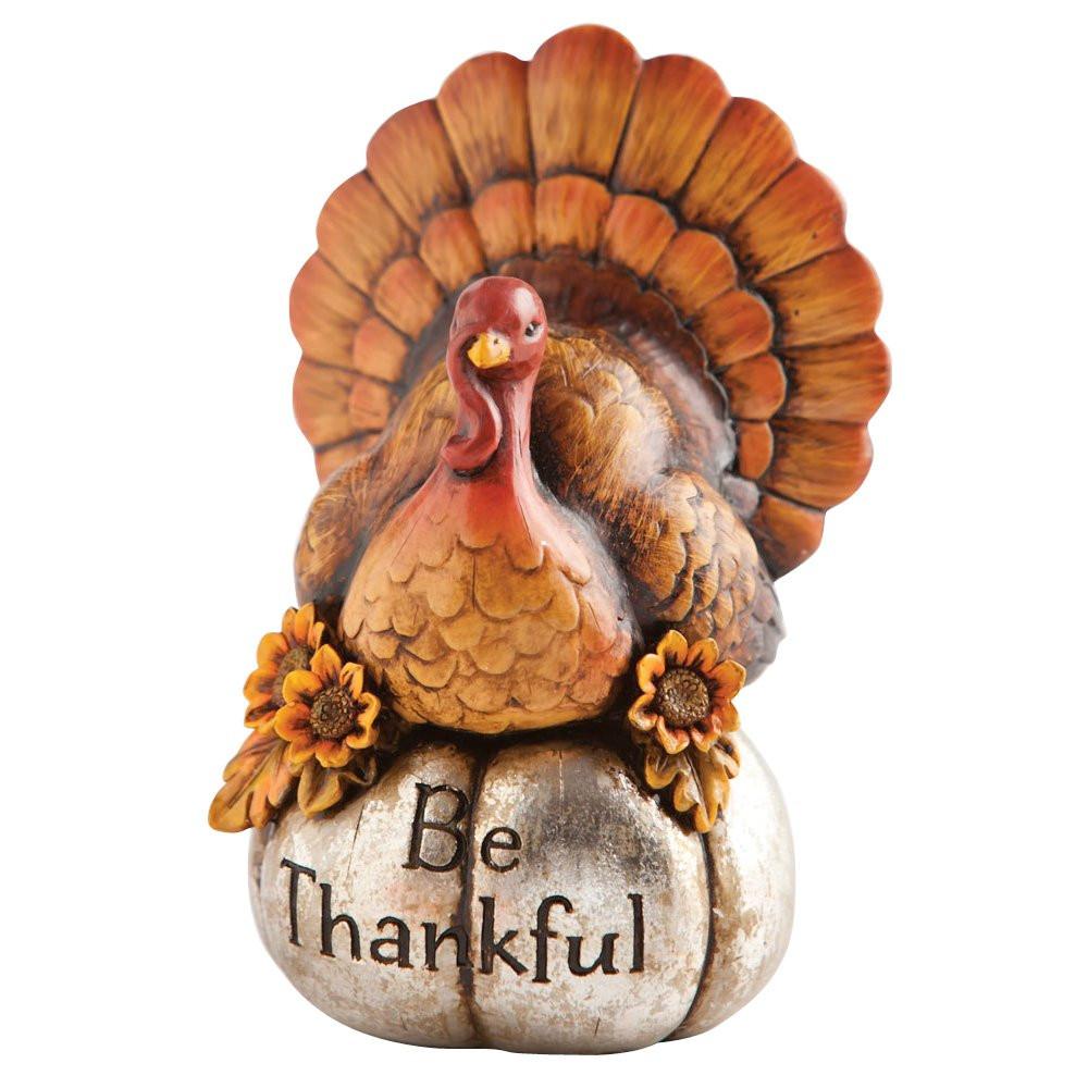Small Thanksgiving Turkey  Thanksgiving Small Turkey Figurines