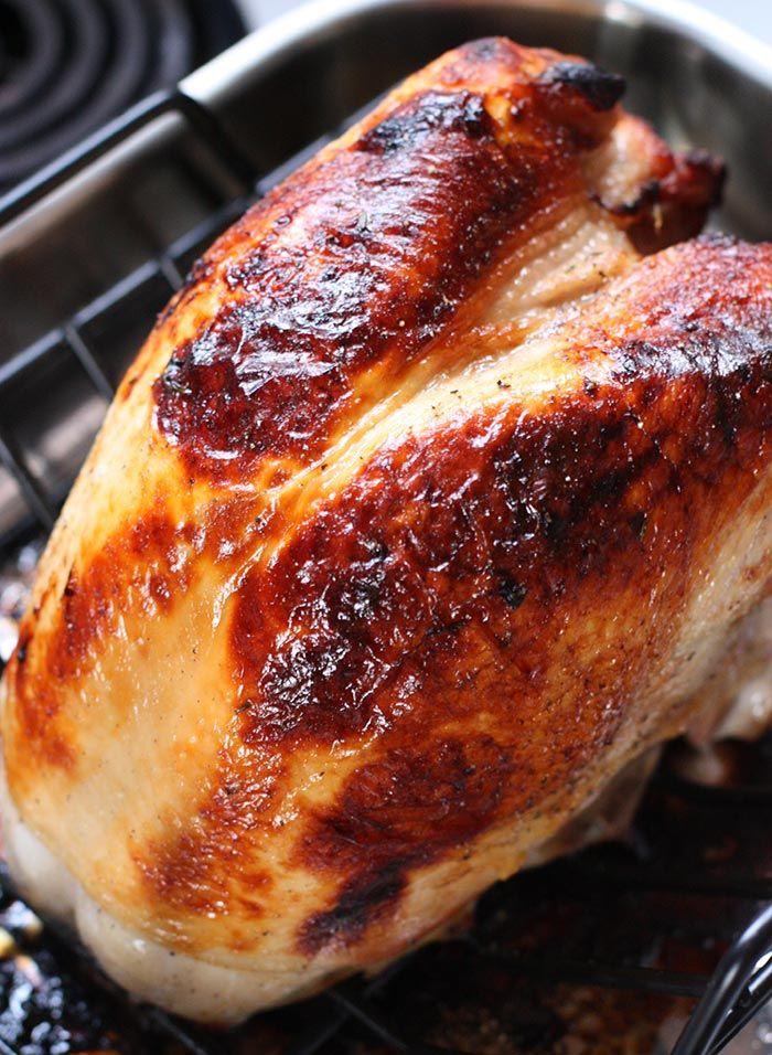 Small Thanksgiving Turkey  25 best ideas about Roasted Turkey on Pinterest