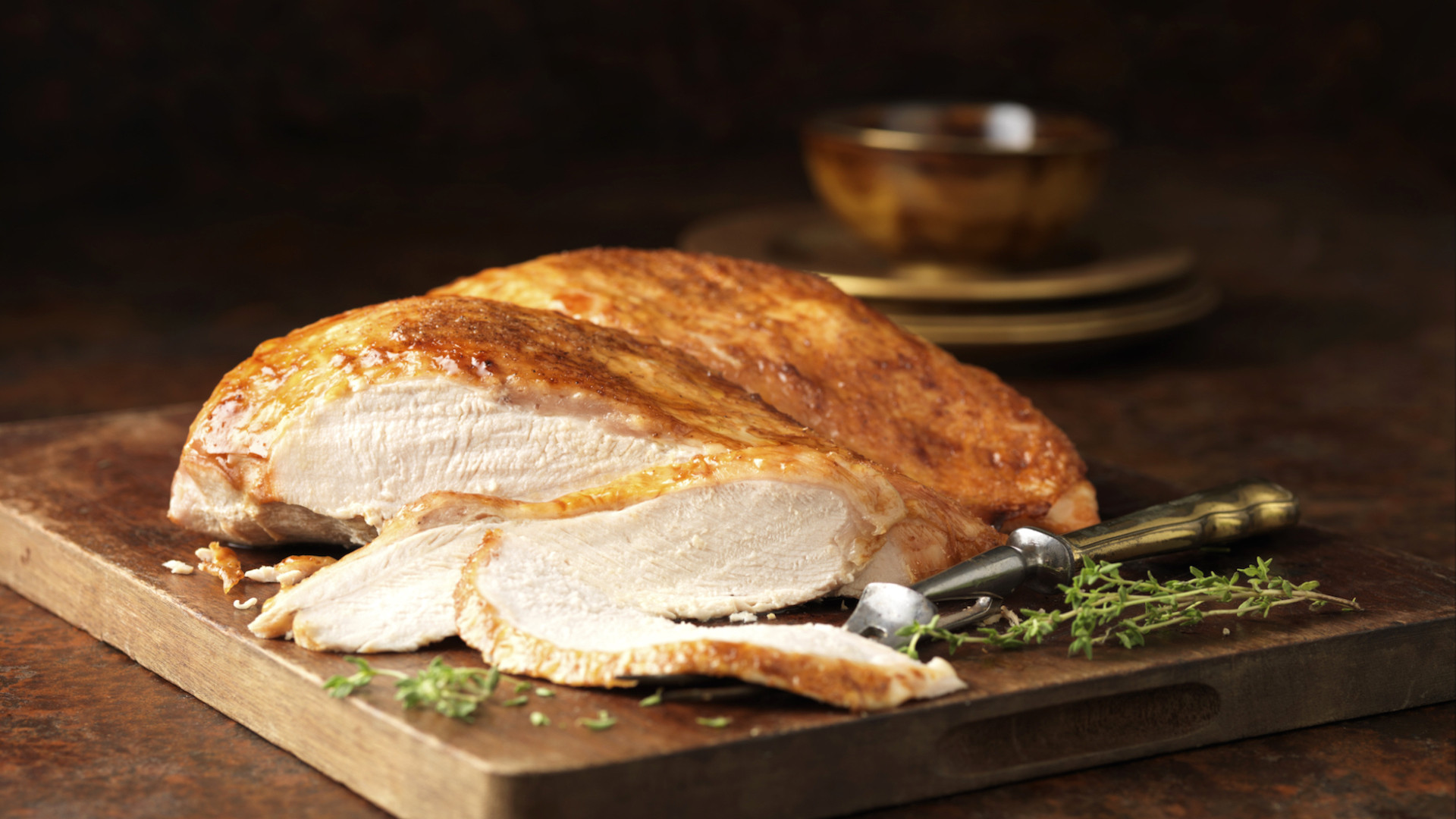 Smallest Turkey For Thanksgiving  Thanksgiving dinner for two Turkey breast recipes for a