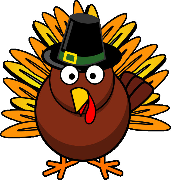 Smallest Turkey For Thanksgiving  Thanksgiving Small Turkey Clipart Clipart Suggest