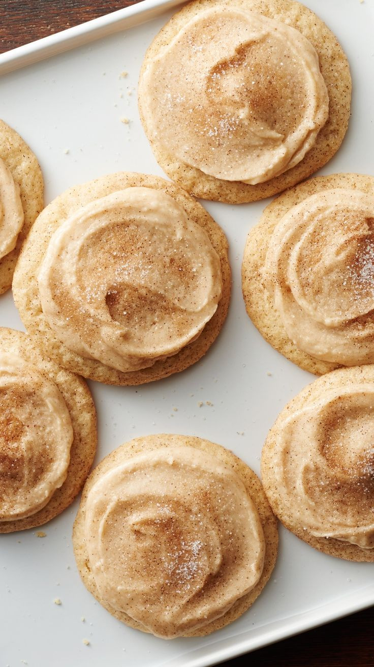 Snickerdoodle Christmas Cookies  1000 ideas about Cookie Swap on Pinterest