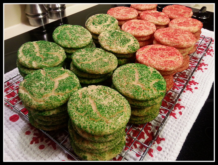 Snickerdoodle Christmas Cookies  Christmas Cookies – My Five Fs