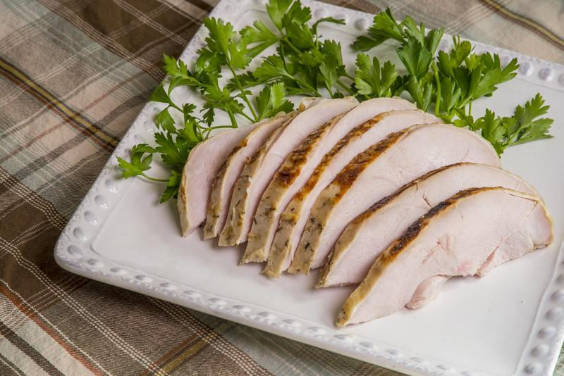 Sous Vide Thanksgiving Turkey  Sous Vide Turkey Breast Peaches PleasePeaches Please