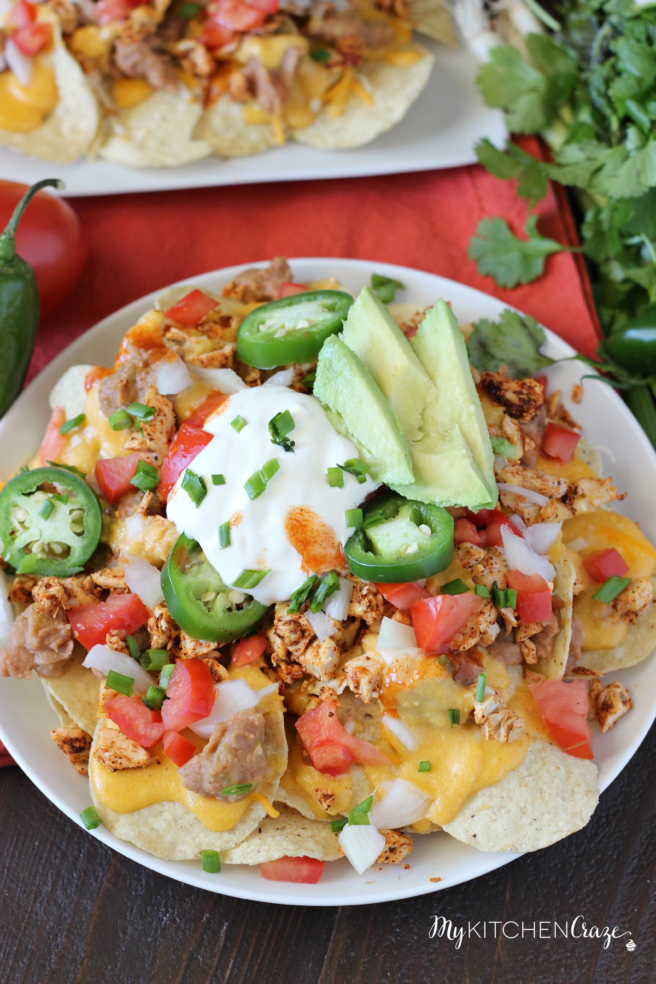 Spicy Thanksgiving Turkey Recipe  Spicy Turkey Nachos My Kitchen Craze