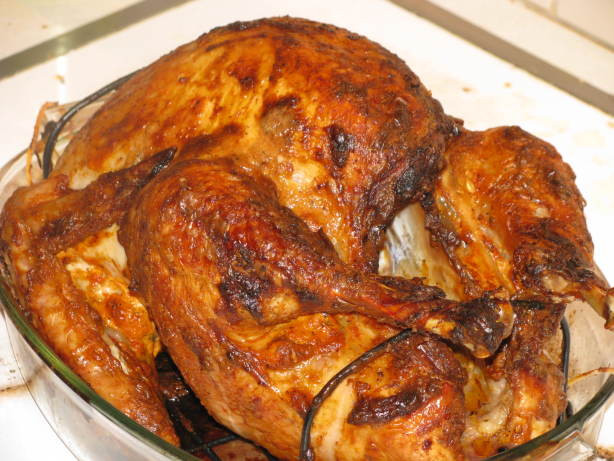 Spicy Thanksgiving Turkey Recipe  Spicy Roast Turkey Recipe Food