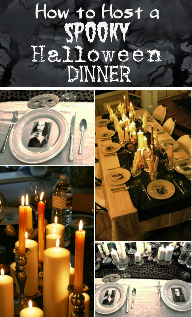 Spooky Halloween Dinners  ciao newport beach my halloween dinner party preview
